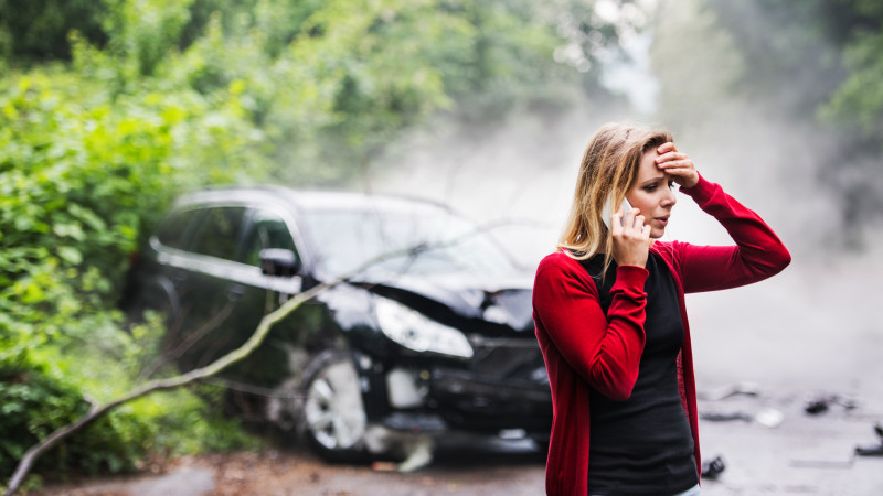 What do I do if I have a car accident