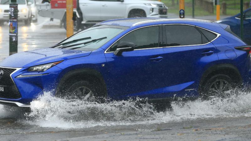 Flash Floods Happen